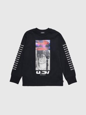 TLARGEX, Schwarz - T-Shirts und Tops