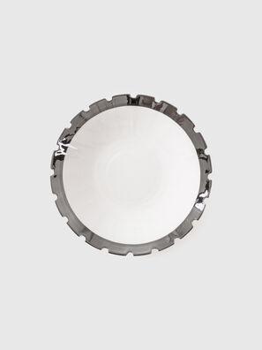 10990SIL MACHINE, Weiß - Teller