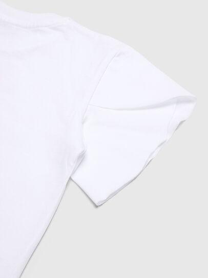 Diesel - TUNGIB, Weiß - T-Shirts und Tops - Image 3