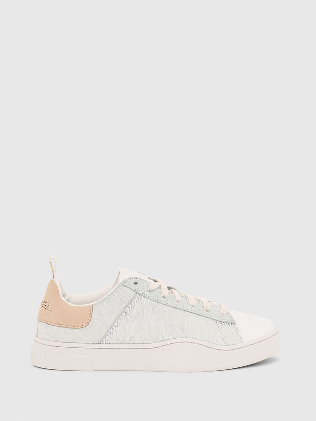 S-CLEVER LOW LACE W, Weiß - Sneakers