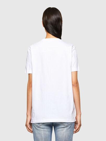 Diesel - CL-T-DIEGOS-O2, Weiß - T-Shirts - Image 4