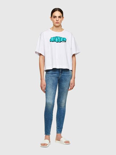 Diesel - Slandy High 009PT, Hellblau - Jeans - Image 5