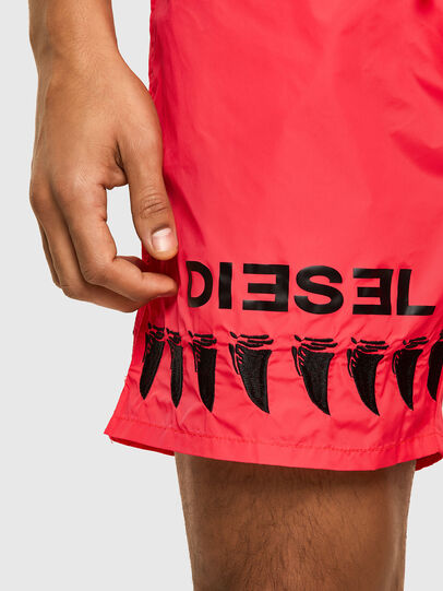 Diesel - BMBX-WAVE 2.017, Rosa - Badeshorts - Image 3