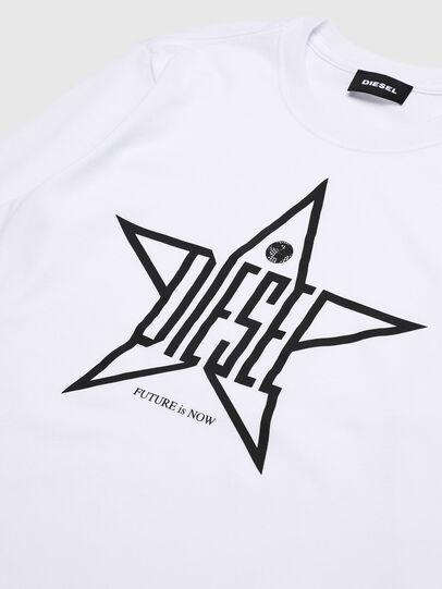 Diesel - TDIEGOYH-ML, Weiß - T-Shirts und Tops - Image 3