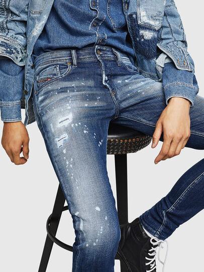 Diesel - Sleenker 0091Y,  - Jeans - Image 3