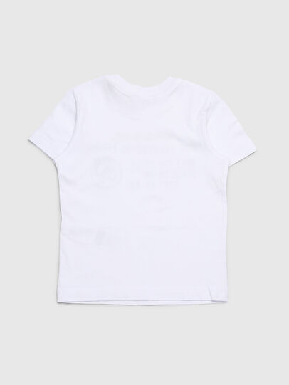 Diesel - TDIEGOXB-R, Weiß - T-Shirts und Tops - Image 2