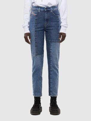 D-Eiselle JoggJeans 009KP, Hellblau - Jeans