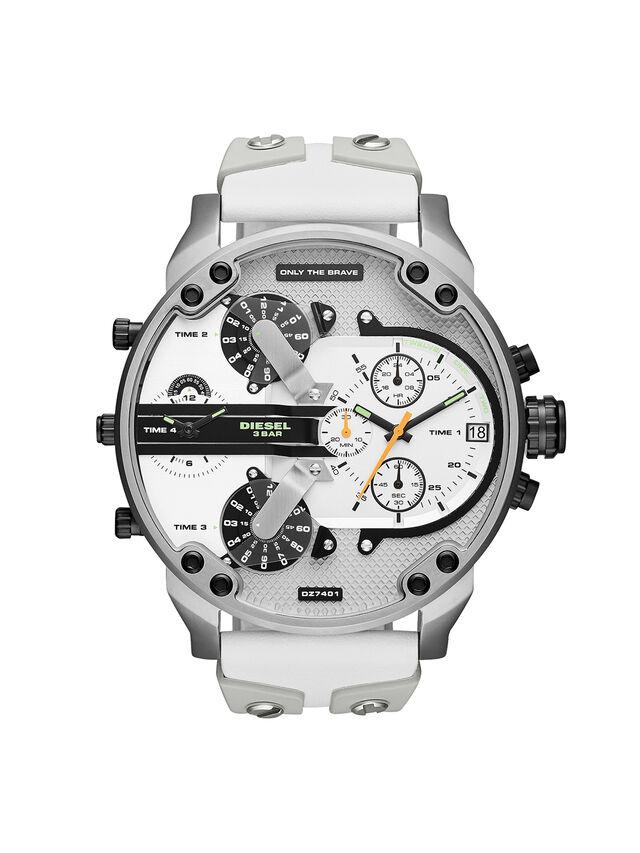 Diesel - DZ7401, Weiß - Uhren - Image 1
