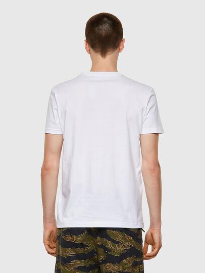 Diesel - T-DIEGOS-B3, Weiß - T-Shirts - Image 2