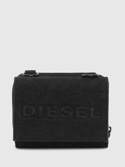 Diesel - LORY, Schwarz - Kleine Portemonnaies - Image 1