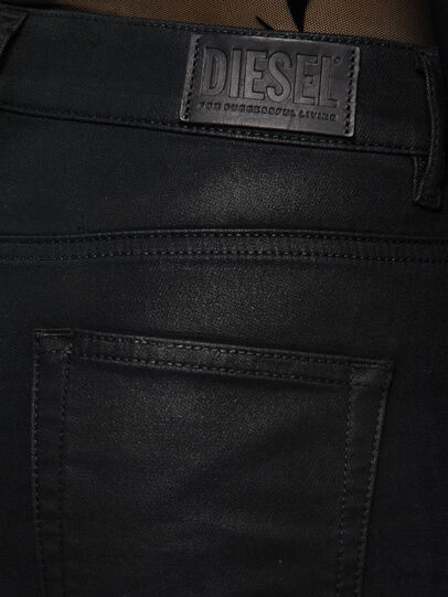Diesel - D-Ollies JoggJeans 069RK, Schwarz/Dunkelgrau - Jeans - Image 6