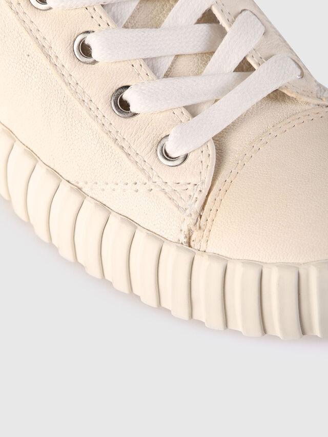 Diesel - S-EXPOSURE CMC W, Weiß - Sneakers - Image 4