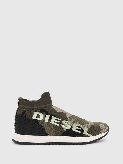 Diesel - SLIP ON 03 LOW SOCK,  - Schuhe - Image 1