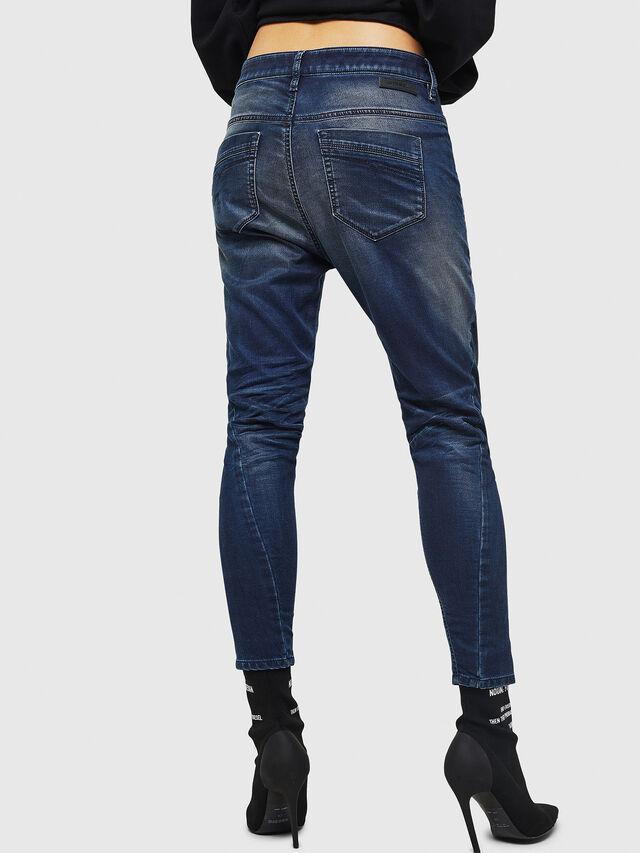 Diesel - Fayza JoggJeans 069GZ, Dunkelblau - Jeans - Image 2