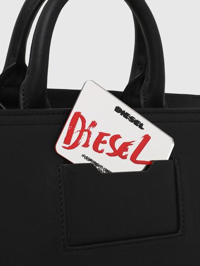 Diesel - PIRITE, Schwarz - Satchel Bags und Handtaschen - Image 5