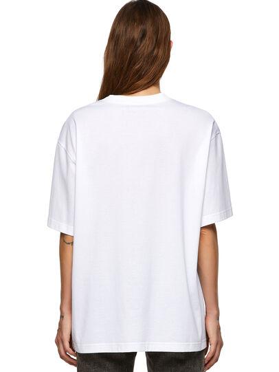 Diesel - T-SHARP, Weiß - T-Shirts - Image 2