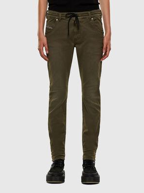 Krailey JoggJeans 0670M, Armeegrün - Jeans