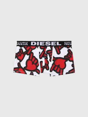 UMBX-DAMIEN, Gelb/Rot - Boxershorts