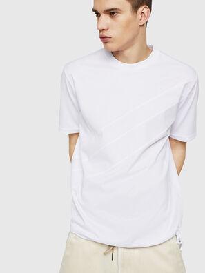 T-ALEKSEY, Weiß - T-Shirts