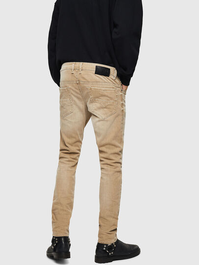 Diesel - Thommer 0890E, Beige - Jeans - Image 2