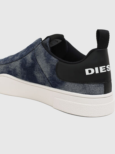 Diesel - S-CLEVER SO, Blau - Sneakers - Image 5
