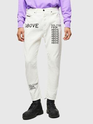 D-Vider 069KT, Weiß - Jeans