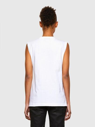 Diesel - T-PUNKYER-R1, Weiß - T-Shirts - Image 2