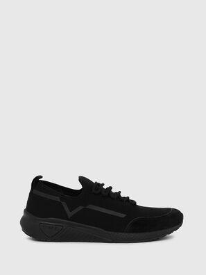 S-KBY STRIPE W, Schwarz - Sneakers