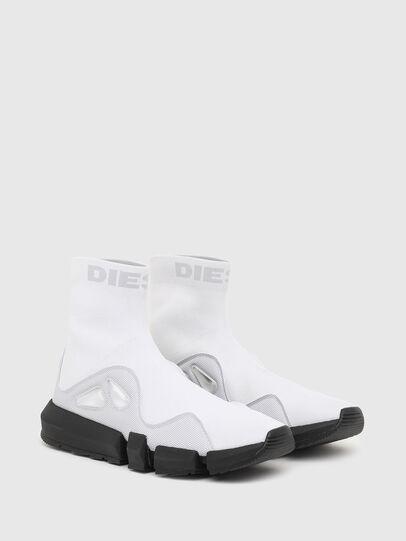 Diesel - H-PADOLA HSB, Weiß - Sneakers - Image 2