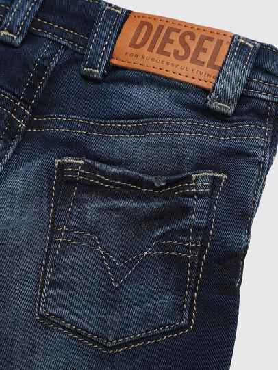 Diesel - SLEENKER-B-N, Mittelblau - Jeans - Image 4