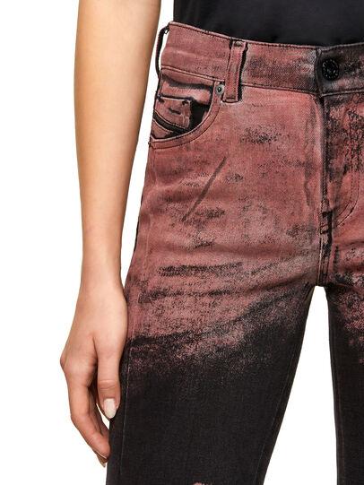 Diesel - TYPE-1005, Schwarz/Rot - Jeans - Image 3