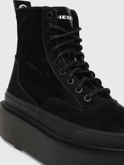 Diesel - H-SCIROCCO AB, Schwarz - Sneakers - Image 5