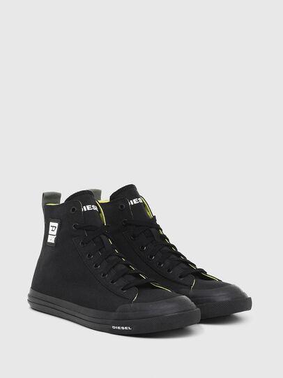 Diesel - S-ASTICO MID CUT, Schwarz - Sneakers - Image 2