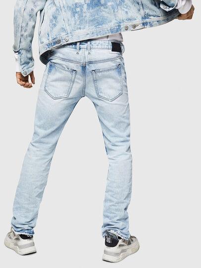 Diesel - D-Ligenz 0078C, Hellblau - Jeans - Image 2