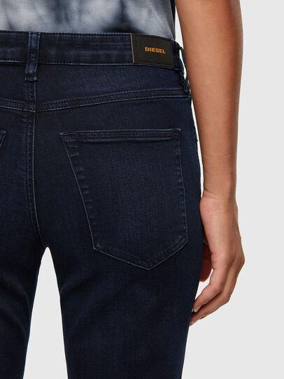 Diesel - Babhila 009CS, Dunkelblau - Jeans - Image 4