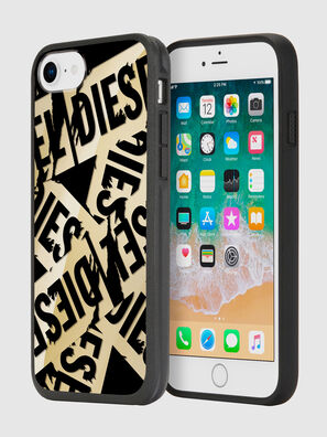 MULTI TAPE GOLD/BLACK IPHONE 8/7/6S/6 CASE, Gold - Schutzhüllen