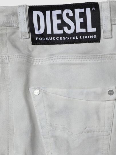 Diesel - KROOLEY-J JOGGJEANS-N, Weiß - Jeans - Image 4