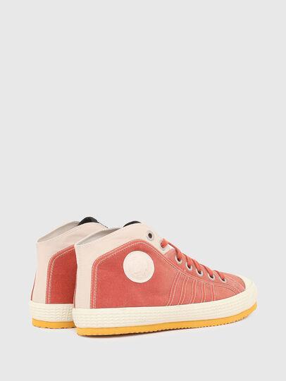 Diesel - S-YUK MC, Orange - Sneakers - Image 3