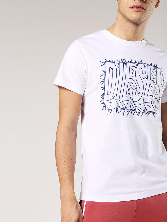 T-DIEGO-SL, Weiß