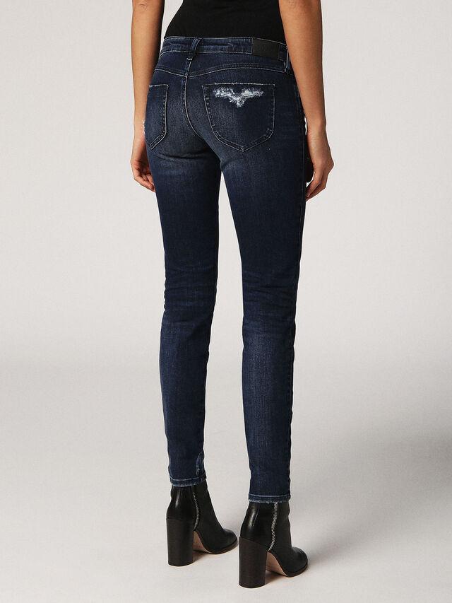 GRACEY 0687E, Blue Jeans