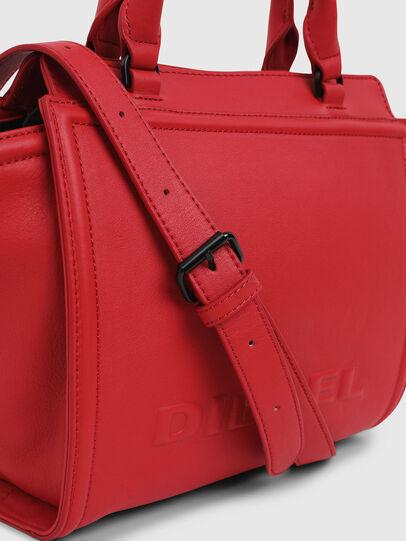 Diesel - BADIA, Feuerrot - Satchel Bags und Handtaschen - Image 5