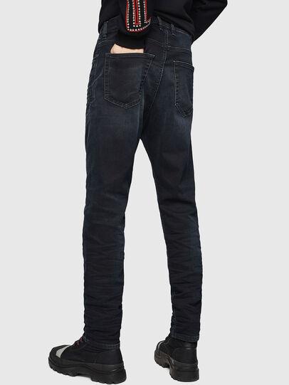 Diesel - D-Vider JoggJeans 069GE, Schwarz/Dunkelgrau - Jeans - Image 2
