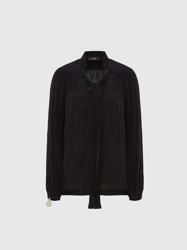C-DUANE-A, Schwarz - Hemden