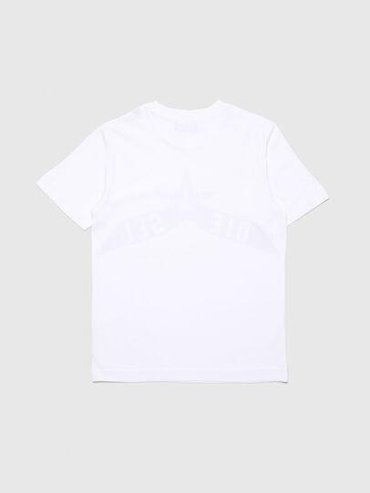 Diesel - TDIEGOA7, Weiß - T-Shirts und Tops - Image 2
