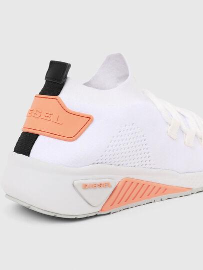 Diesel - S-KB ATHL LACE W, Weiß/Rosa - Sneakers - Image 5