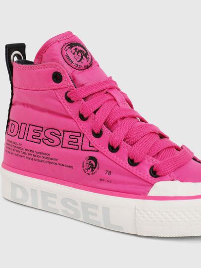 Diesel - SN MID 07 MC LOGO YO, Rosa - Schuhe - Image 4
