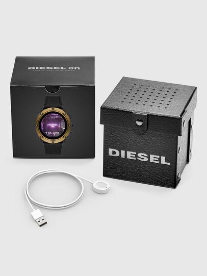 Diesel - DT2016, Schwarz/Gold - Smartwatches - Image 5