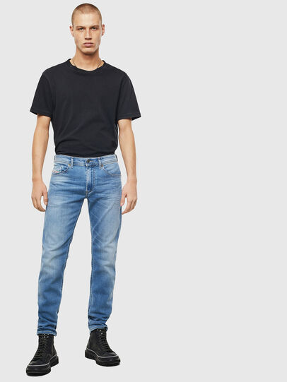 Diesel - Thommer 069MN, Hellblau - Jeans - Image 5