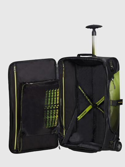 Diesel - KA2*69009 - PARADIVE, Schwarz/Gelb - Reisetaschen mit Rollen - Image 3
