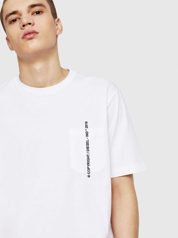 T-JUST-POCKET-COPY,  - T-Shirts